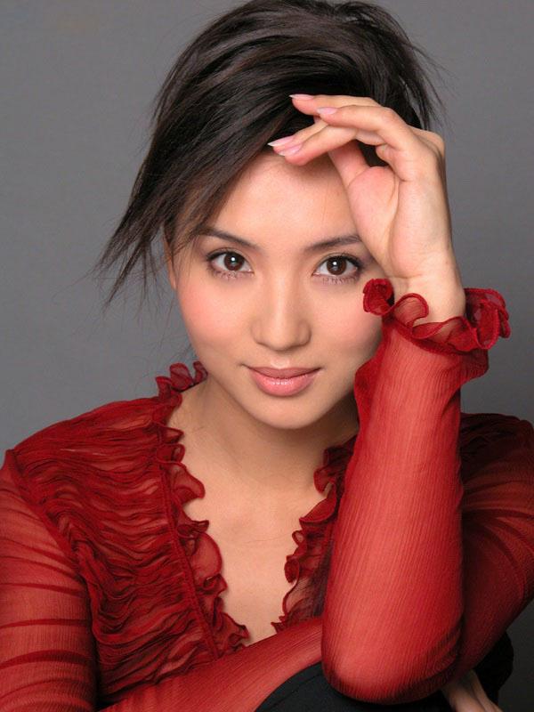 Beautiful Chinese Girl Chen Hao